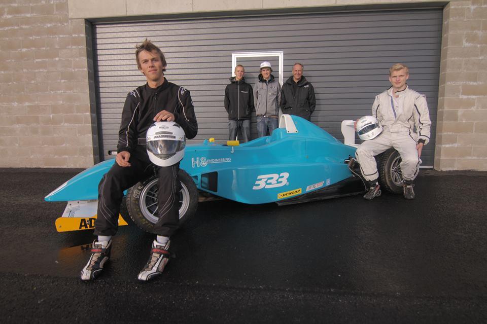 foto2. 333 Autosport Formula Master testos (foto. J?nis Sa?ms)